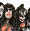 Kiss by Mark Spears