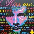 Kiss Me by Leon Keay