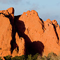 Kissing Camels Formation At Garden Of The Gods by Steve Krull