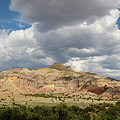 Kitchen Mesa Panorama by Dusty Demerson