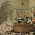 Kitchen Scene by Celestial Images