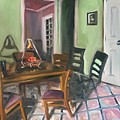 Kitchen  by Theodora Pavlou