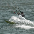 Kite Surfing 21 by Joyce StJames