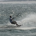 Kite Surfing 7 by Joyce StJames