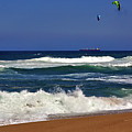Kite Surfing by Jeremy Hayden