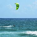 Kitesurfer Dude by William Tasker