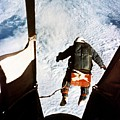 Kittinger by SPL and Photo Researchers