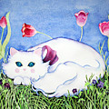 Kitty Cat by Lisa Vincent