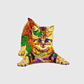 Kitty Love. Pet Series by Rafael Salazar