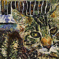 Kitty Vangoghed by Alice Gipson