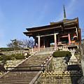 Kiyomizu-dera by Brian Kamprath