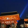 Kiyomizu-dera Main Gate by Brian Kamprath