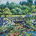 Klehm's Lily Pond II by Ingrid Dohm