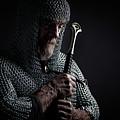 Knight by Alexander Fedin