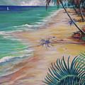 Knight Beach by Anne Marie Brown
