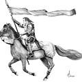 Knight In Armor by Murphy Elliott