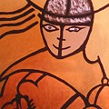 Knight by Marcela Hessari