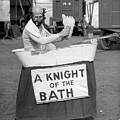 Knight Of The Bath by Unknown