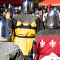 Knight Squad by Jorgo Photography - Wall Art Gallery