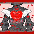 Knight Valentine by Melissa A Benson