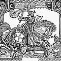 Knights: English, 1527 by Granger