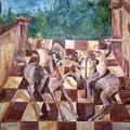 Knights by Joseph Sandora Jr