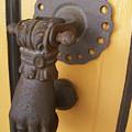 Knock Knock by Laurette Escobar