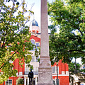 Knoxville Old Courthouse Grounds by Robert Meyers-Lussier
