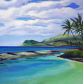 Ko Olina Afternoon by Angela Treat Lyon