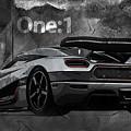 Koenigsegg One-1 by Gull G
