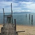 Koh Samui Pier by Steven Miller