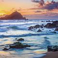 Koki Beach Harmony by Inge Johnsson
