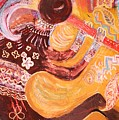 Kokopelli Jazz by Anne-Elizabeth Whiteway