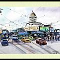 Kolkata Street by Sanjay Das