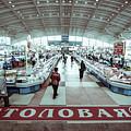 Komarovskiy Market by Andy Crawford