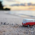 Kombi Beach by Sean Davey