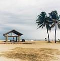 Kona Beach by DeWaine Tollefsrud