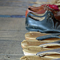 Kona Coffee Living History Farm Shoes by Bruce Gourley