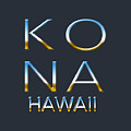 Kona Hawaii by Bill Owen