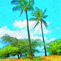 Kona Palms by Dominic Piperata