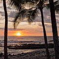 Kona Sunset by Brian Harig
