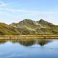 Konigsleiten Mountain Top. Tyrol, Austria by Ilan Rosen