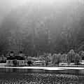 Konigssee Lake And Saint Bartoloma by Lee Santa