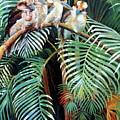 Kookaburra Perch by Kelly McNeil