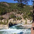 Kootenai Falls, Montana by Robin Coventry