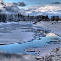 Kootenai Wildlife Refuge 1 by Lee Santa