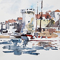 Korcula,croatia by Tony Belobrajdic
