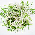 Korean Traditional Fresh Vegetable Salad by Jacek Malipan