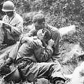 Korean War, 1950 by Granger
