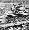 Korean War, 1951 by Granger